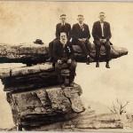Andrew Jackson Moss 1912 Reunion