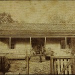 Moss Home Plainview AR Early 1900s