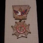 Little Rock CSA Reunion Medal